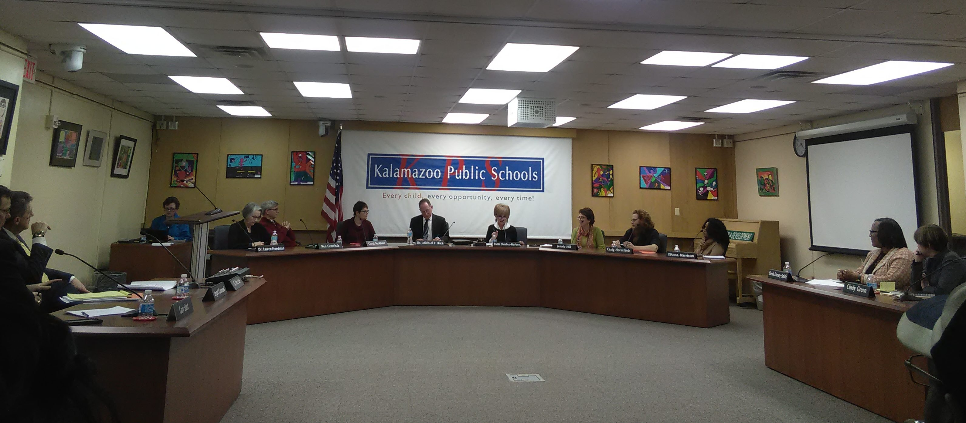 KPS Parents want to S.E.E Change in Districts Implementation of Policies