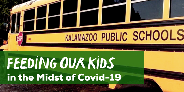 FEEDING Our kids in the midst of covid-19