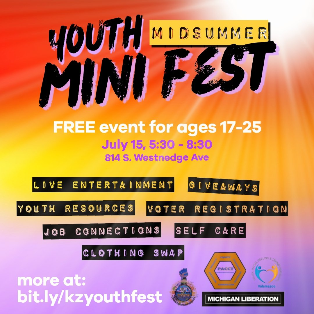 Mid summer mini youth festival july 2020