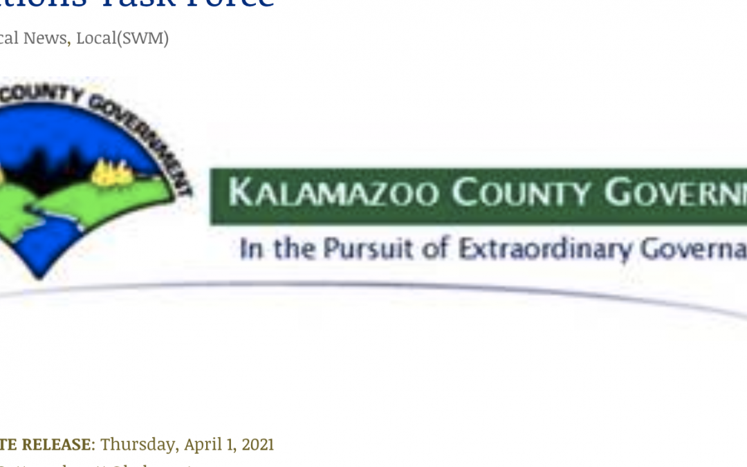 Kalamazoo County seeks residents to serve on Reparations Task Force
