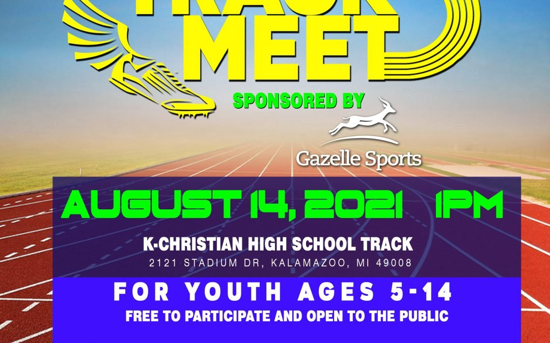 Charlie's P.L.A.C.E. Host All County Track Meet